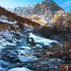 """photo """"Sandthorn river"""""""