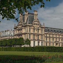 """фото """"Парк Тюильри. Париж."""""""