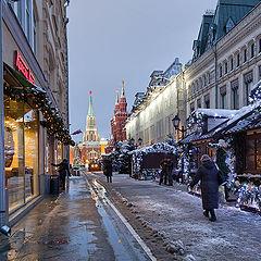 """фото """"Новогодний базар"""""""
