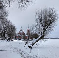 """фото """"Зима в Переславле"""""""