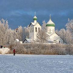 """фото """"Зимушка-зима"""""""