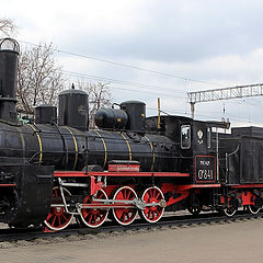 "photo ""The locomotive ""O"" 1903"""