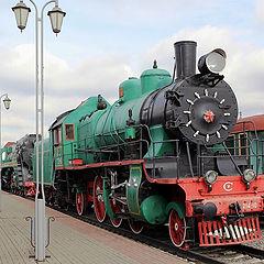 """photo """"The Locomotive """"Su"""""""""""
