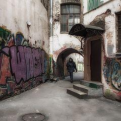"photo ""Labyrinth of dreams"""