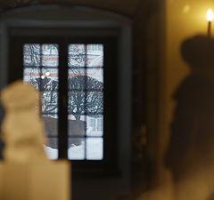 """фото """"Взгляд через окно"""""""