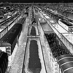 "photo ""Graphics Trans-Siberian Railway"""