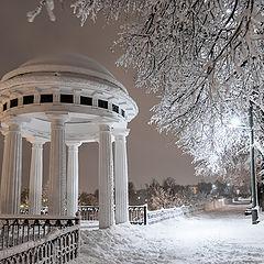 "фото ""Ярославская зима"""