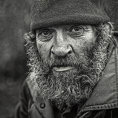 """фото """"Портрет бутылочника"""""""