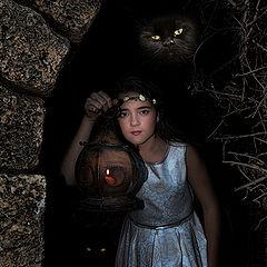 """фото """"В мистической пещере"""""""