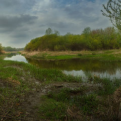 """фото """"Время, когда все ручьи стекают в реку..."""""""