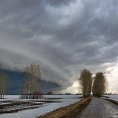 """фото """"Апрельские сюрпризы погоды"""""""