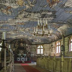 """photo """"Сельская лютеранская церковь (18 век)"""""""