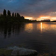 "photo ""озеро"""