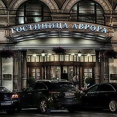 "photo ""Night hotel"""