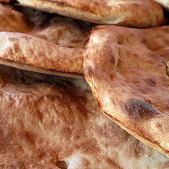 "photo ""Tonis puri. The bread of my homeland"""
