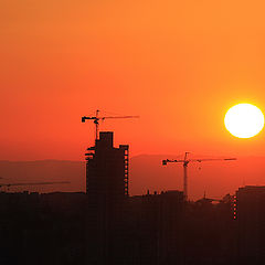 "фото ""Восточное солнце"""