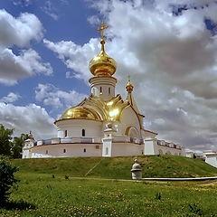 "фото ""Храм Серафима Саровского."""