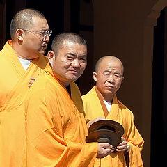 """фото """"Буддийские монахи - кто они?"""""""
