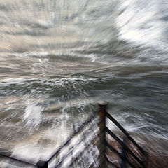 "photo ""Tidal wave"""