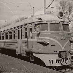 """photo """"Train from Childhood"""""""