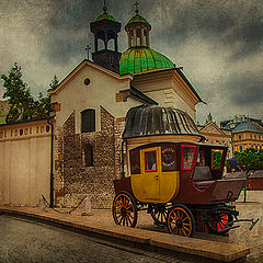 """photo """"Krakow 3281"""""""