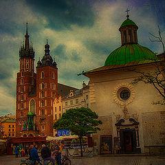 """photo """"Krakow 3292"""""""