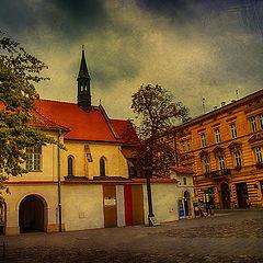 """photo """"Krakow 3307"""""""
