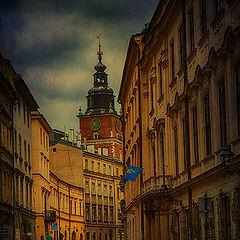 """photo """"Krakow 3317"""""""