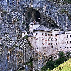 """фото """"Предъямский замок. Словения"""""""