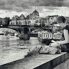 """фото """"Дрезденские зарисовки"""""""