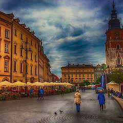 """photo """"Krakow 3319"""""""