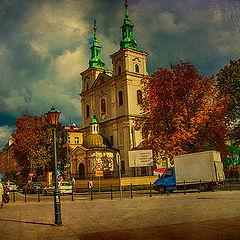 """photo """"Krakow 3445"""""""
