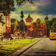 """photo """"Krakow 3451"""""""