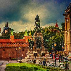 """photo """"Krakow 3453"""""""