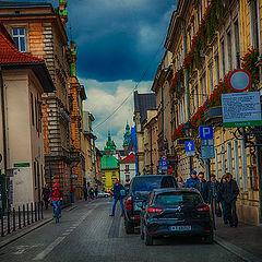 """photo """"Krakow 3471"""""""