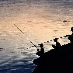 """фото """"Волжские рыбари"""""""