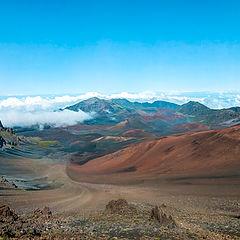 "фото ""Haleakala-Park  Hawaii"""