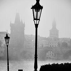 """photo """"Фонари и башни"""""""