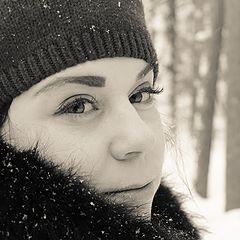 "photo ""Winter portrait"""