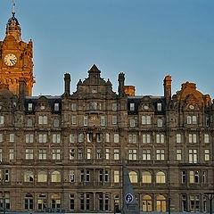 "фото ""Эдинбург..."""