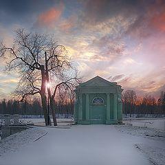 "фото ""Закат января"""