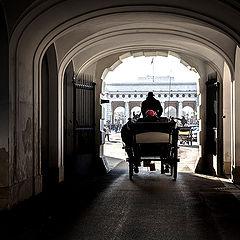"""photo """"Прогулка в Вене"""""""