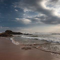 """фото """"Белые волны океана"""""""