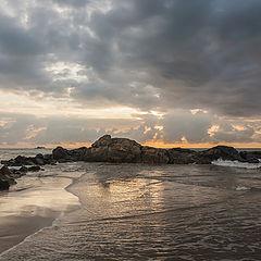 """фото """"Вечерние камни океана"""""""
