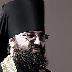 """фото """"Портрет православного священника"""""""