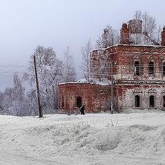 """фото """"Зима в глубинке"""""""