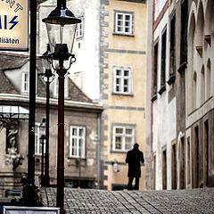 """photo """"Старая улица ..."""""""