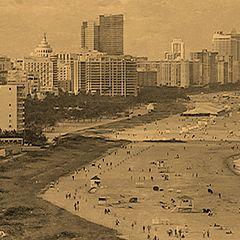 """фото """"""""Назад в будущее"""" Майами 20 век."""""""