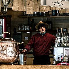 "photo ""бармен..."""