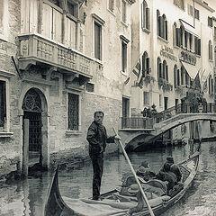 """фото """"Воспоминания о Венеции"""""""